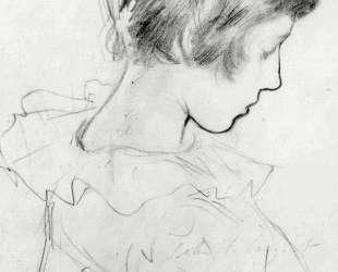 Dorothy Barnard — Джон Сингер Сарджент