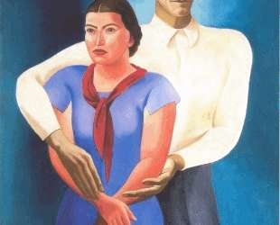 Double Portrait — Хосе де Альмада Негрейрос