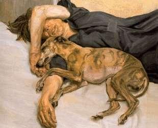 Двойной портрет — Люсьен Фрейд