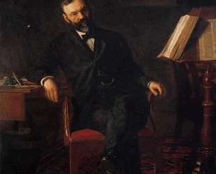 Dr John H Brinton — Томас Икинс