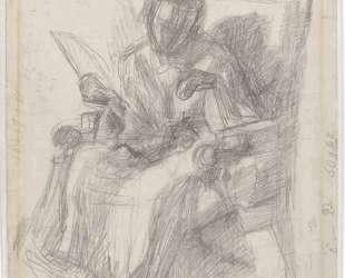 Drawing — Томас Икинс