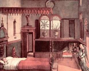 Dream of St. Ursula — Витторе Карпаччо