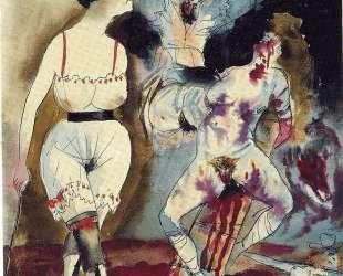 Dream of the sadist — Отто Дикс