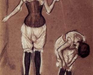 Dressing Before The Mirror — Федерико Дзандоменеги