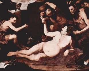 Drunken Silenus — Хосе де Рибера