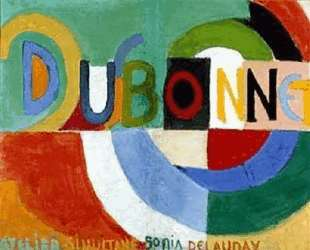 Dubonnet — Соня Делоне