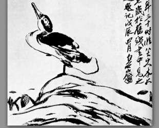 Duck — Ци Байши