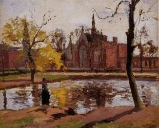 Dulwich College, London — Камиль Писсарро