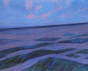 Дюны. Пейзаж — Пит Мондриан