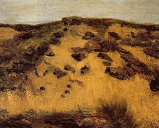 Dunes — Винсент Ван Гог