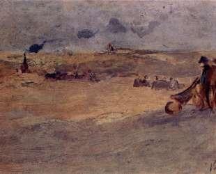 Dunes with Figures — Винсент Ван Гог