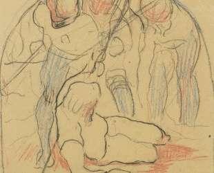 Dying cadet — Фердинанд Ходлер