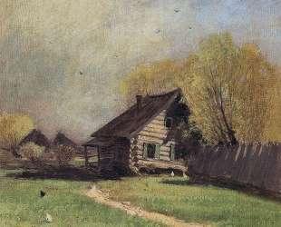 Ранняя весна — Константин Коровин