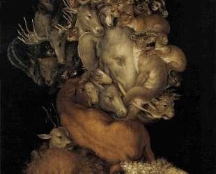 Земля — Джузеппе Арчимбольдо