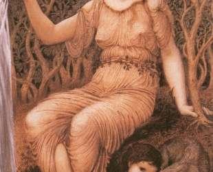 Мать земля — Эдвард Бёрн-Джонс