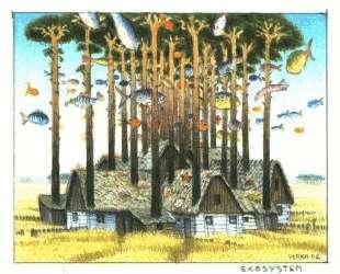 Ecosystem — Яцек Йерка