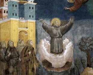 Ecstasy of St. Francis — Джотто