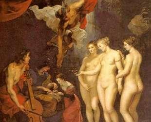Education of Marie de Medici — Питер Пауль Рубенс
