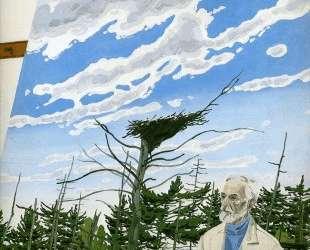 Edwin Before Osprey Nest — Нил Уэлливер