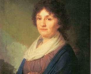Екатерина Николаевна Давыдова — Владимир Боровиковский