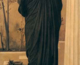 Electra at the Tomb of Agamemnon — Фредерик Лейтон
