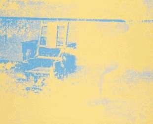 Electric Chair — Энди Уорхол