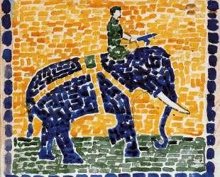 Слон — Гюстав Доре