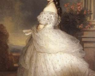 Elizabeth, Empress of Austria — Франц Ксавер Винтерхальтер