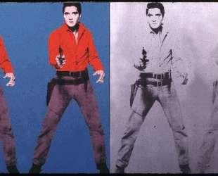 Elvis Presley — Энди Уорхол