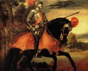 Emperor Charles — Тициан