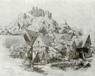 Engelsburg — Джон Сингер Сарджент