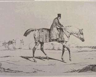 English Jockey — Теодор Жерико