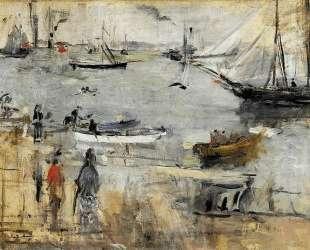 English Seascape — Берта Моризо