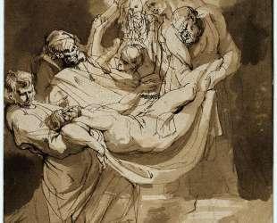 Entombment — Питер Пауль Рубенс