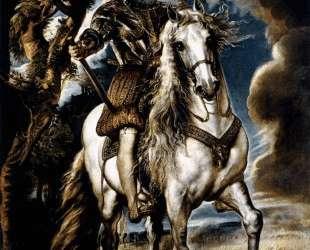 Equestrian Portrait of the Duke of Lerma — Питер Пауль Рубенс