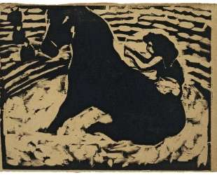 Equestrienne — Эрнст Людвиг Кирхнер