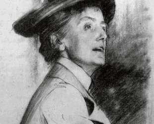 Ethel Smyth — Джон Сингер Сарджент