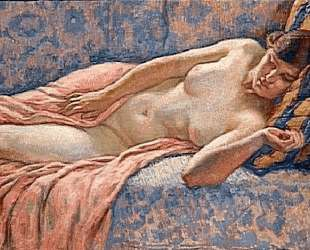 Etude of Female Nude — Тео ван Рейссельберге