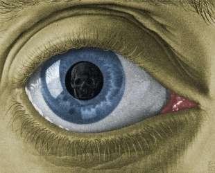 Eye Colour — Мауриц Корнелис Эшер