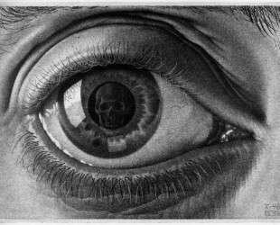 Eye — Мауриц Корнелис Эшер