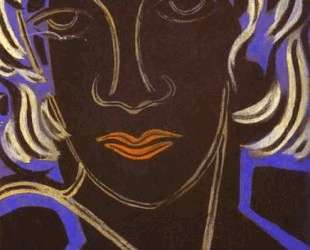 Face of a Woman — Франсис Пикабиа