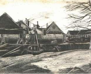 Factory — Винсент Ван Гог