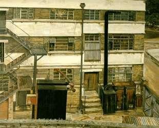 Фабрика на севере Лондона — Люсьен Фрейд