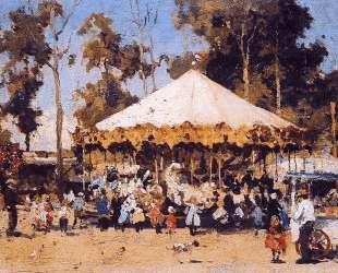 Fair In Laren — Корнелис Вреденбург