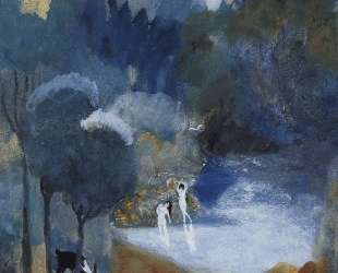 Fairy lake — Мартирос Сарьян