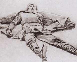 Fallen Knight — Виктор Васнецов
