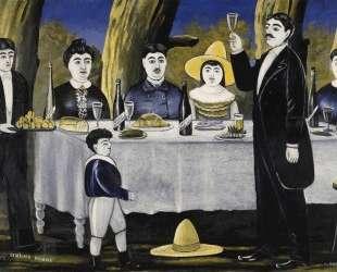 Семейная компания — Нико Пиросмани