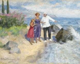 Family on holiday — Иван Владимиров