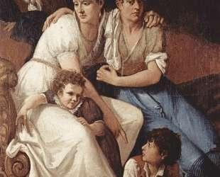 Family portrait — Франческо Хайес