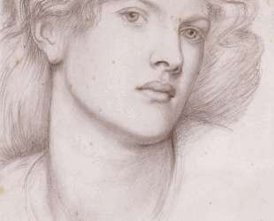 Fanny Cornforth — Данте Габриэль Россетти